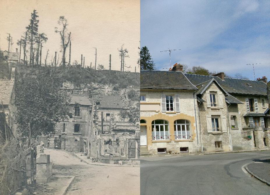 Corcy - CORCY - 1914-1918