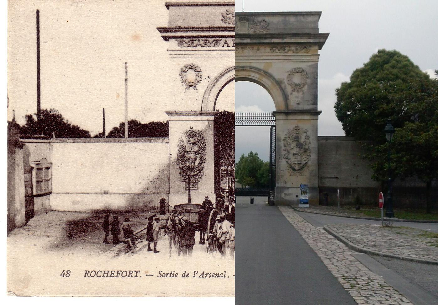 Rochefort - L'Arsenal