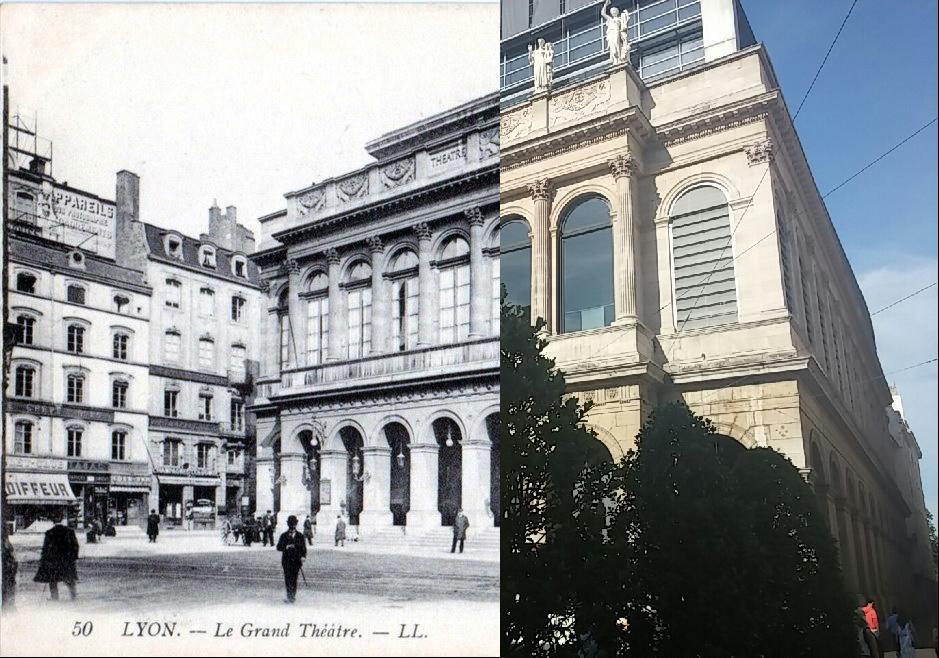 Lyon - Le Grand Théâtre
