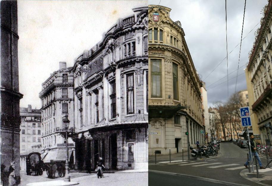 hier et aujourd hui la galerie photos d 233 couvrez les lieux qui vont sont chers il y a 100 ans