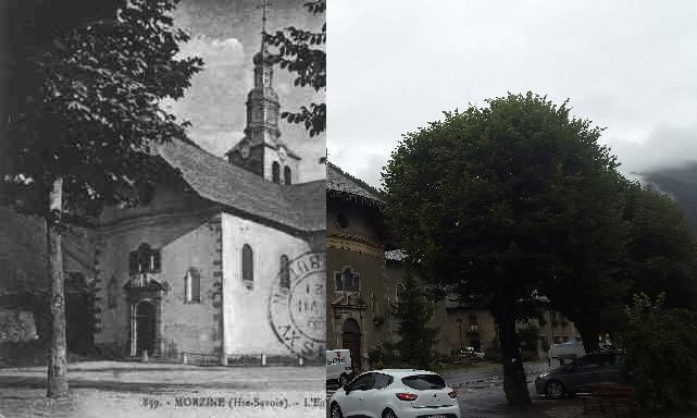 Morzine - L'Eglise