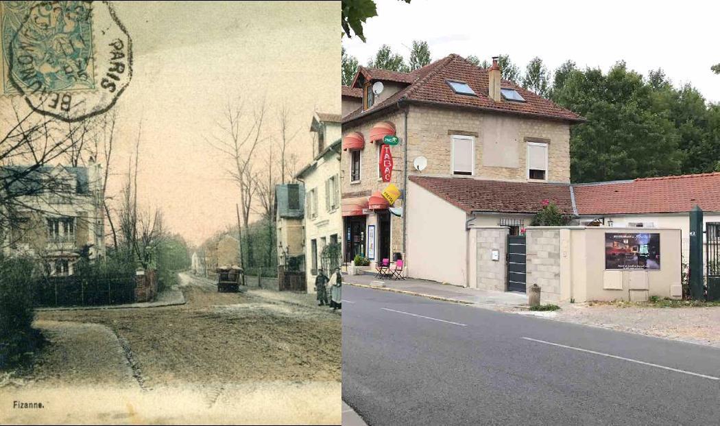 Valmondois carte postale ancienne et vue d 39 hier et - Brocante 95 val d oise aujourd hui ...