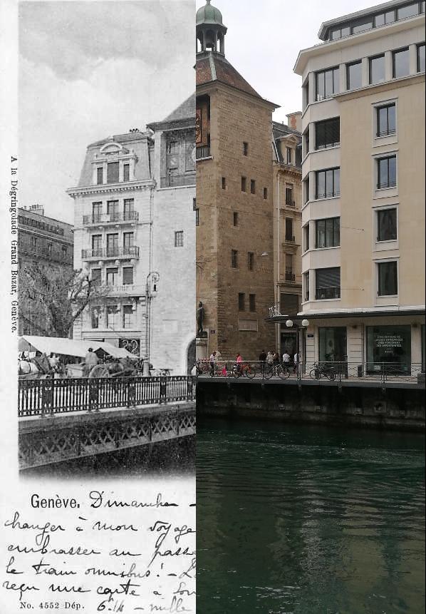 Genève - Ancienne tour