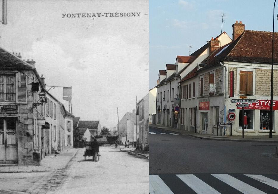 Fontenay tr signy fontenay tresigny hotel de ville for Piscine de fontenay tresigny