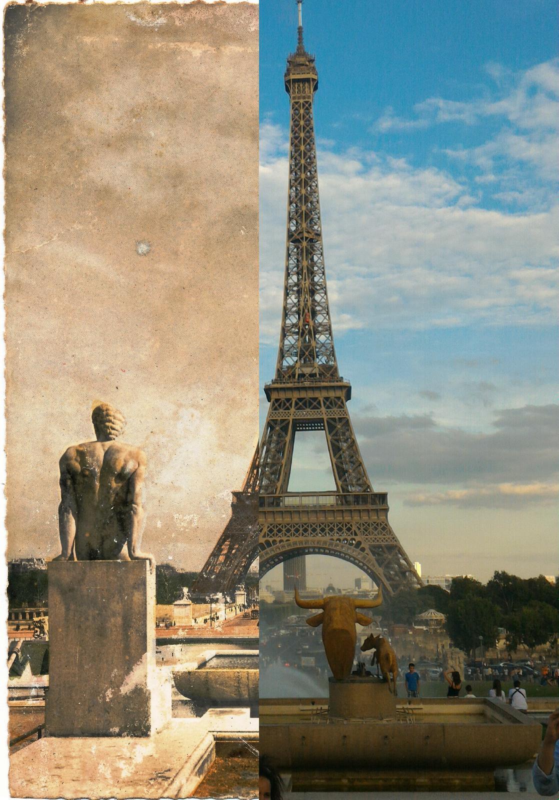 Paris - Tour Eifel