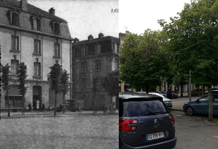 Longwy - vers 1930