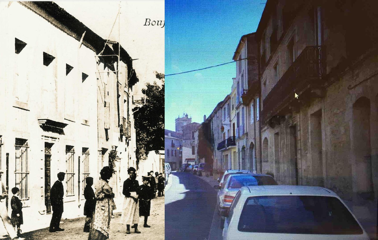 Boujan-sur-Libron - La Grand'Rue