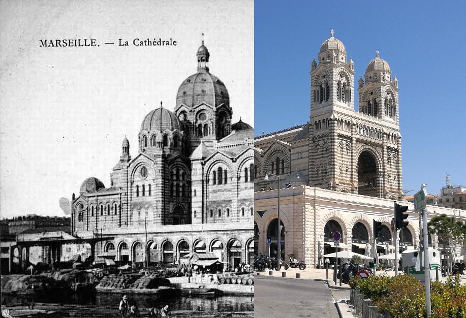 Marseille - La Cathédrale