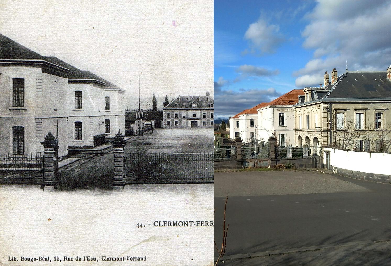 Clermont-Ferrand - Clermont-FerrandLes Gravanches