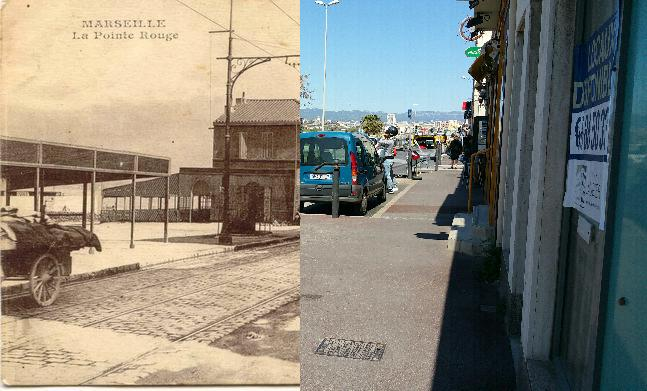 Marseille - La pointe Rouge