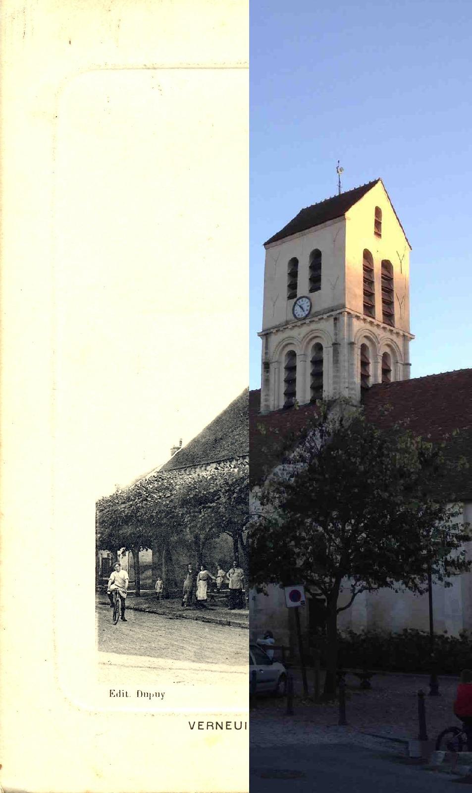 Verneuil-sur-Seine - Eglise