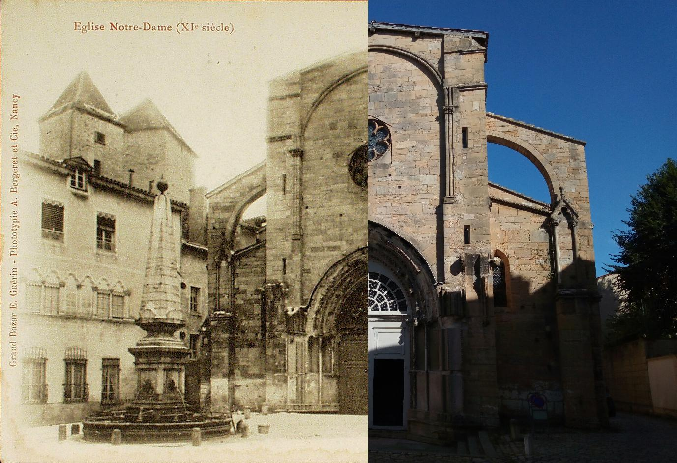 Cluny - Cluny. Eglise Notre-Dame.