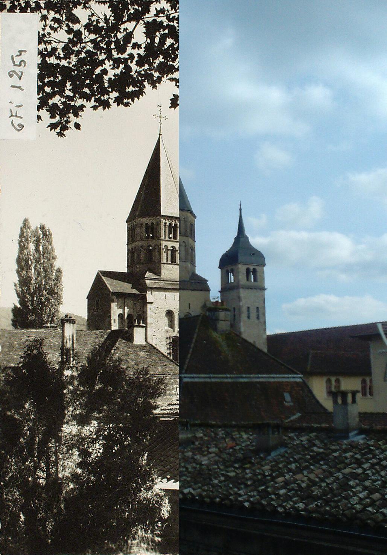 Cluny - Abbaye de Cluny.