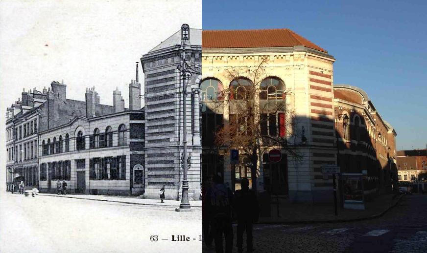 Lille - Le Conservatoire