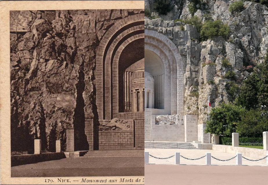 Nice - Nice - Monument aux Morts de la Grande Guerre