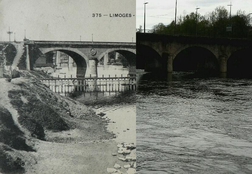 Limoges - Pont de la Révolution