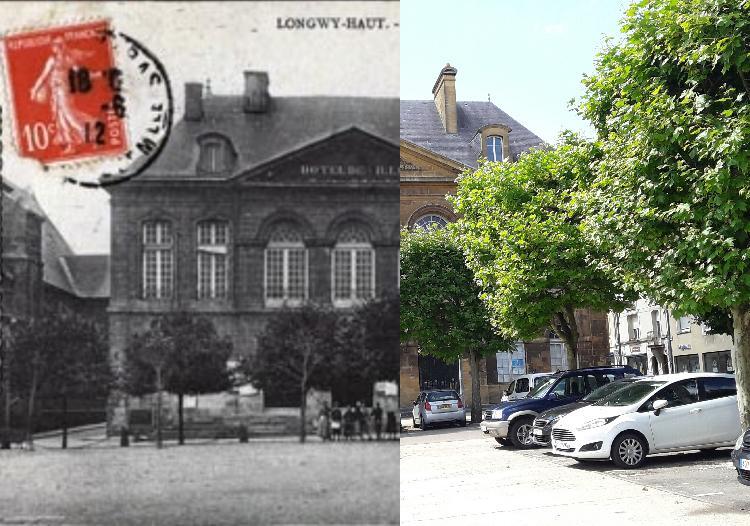 Longwy - Hôtel de Ville à Longwy-Haut